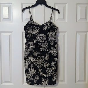 American Eagle AE Floral Print Dress
